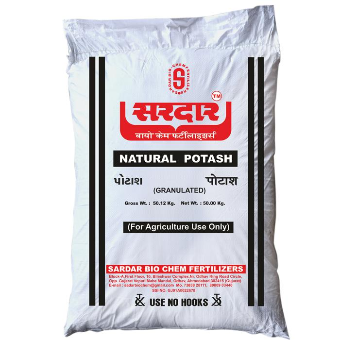 Natural Potash